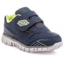 Lotto ZENITH VI NU INF S tmavo modrá 21 - Detská športová obuv