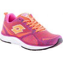 Lotto SUPERLIGHT NET W oranžová 10 - Dámska bežecká obuv