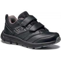 Lotto SPEEDRIDE 500 LTH CL S čierna 28 - Detská voľnočasová obuv