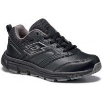 Lotto SPEEDRIDE 500 LTH JR L čierna 39 - Detská voľnočasová obuv