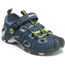 Lotto SUMATRA III CL modrá 29 - Detské sandále