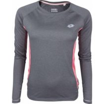 Lotto X RIDE III TEE LS W ružová L - Dámske tričko