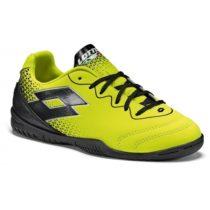 Lotto SPIDER 700 XV ID JR čierna 34 - Detská halová obuv