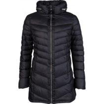 Lotto IZA IV LONG JACKET PAD W čierna XL - Dámsky kabát