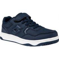 Lotto TRACER NU CL SL modrá 35 - Chlapčenská voľnočasová obuv
