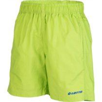 Lotto TODDY zelená 152-158 - Chlapčenské šortky