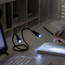 Magnetické obojstranné ohybné LED svietidlo