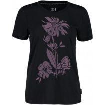 Maloja VULPERAM. MULTI 1/2 čierna L - Dámske tričko