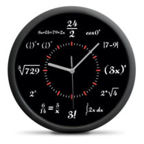 Matematické hodiny - Deluxe