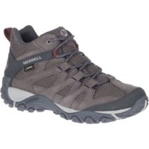 Merrell ALVERSTONE MID GTX hnedá 10 - Pánska outdoorová obuv