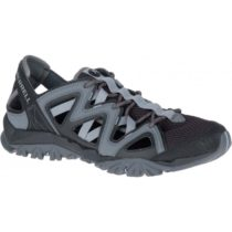 Merrell TETREX CREST WRAP šedá 10 - Pánska outdoorová obuv