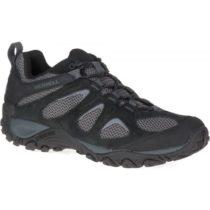 Merrell YOKOTA 2 čierna 9 - Pánska outdoorová obuv