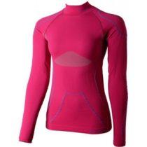 Mico NECK SHIRT WARMSKIN ružová XXS - Dámske funkčné tričko