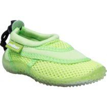 Miton BYRON žltá 28 - Detská obuv do vody