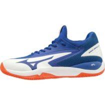 Mizuno WAVE IMPULSE CC biela 9 - Pánska tenisová obuv