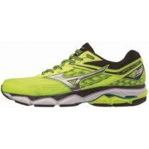 Mizuno WAVE ULTIMA 9 žltá 11.5 - Pánska bežecká obuv