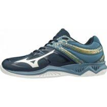 Mizuno THUNDER BLADE 2 modrá 12 - Pánska halová obuv