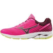 Mizuno WAVE RIDER 22 W ružová 5.5 - Dámska bežecká obuv