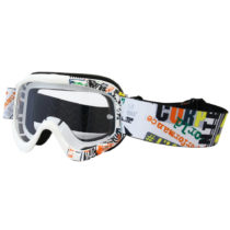Motokrosové okuliare junior W-TEC Benford s grafikou