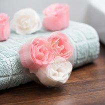 Mydlové ruže 3 ks