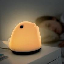 Nabíjacia dotyková lampa veľryba