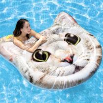 Nafukovačka mačka 147 x 135 cm Intex