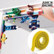 Nalepovacia páska na lego - žltá