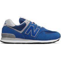 New Balance ML574ERB modrá 9.5 - Pánska voľnočasová obuv