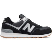New Balance ML574HRM čierna 10 - Pánska obuv