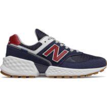 New Balance MS574ASN tmavo modrá 10 - Pánska voľnočasová obuv
