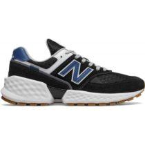 New Balance MS574ASR čierna 10.5 - Pánska voľnočasová obuv
