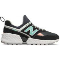 New Balance MS574GNB čierna 7.5 - Pánska lifestylová obuv
