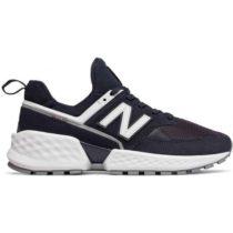 New Balance MS574NSA tmavo modrá 9.5 - Pánska voľnočasová obuv