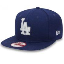 New Era 9FIFTY LOGOSHINE LOS ANGELES DODGERS tmavo modrá M/L - Pánska klubová šiltovka