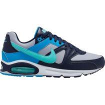 Nike AIR MAX COMMAND tmavo modrá 11.5 - Pánska voľnočasová obuv