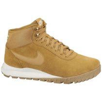 Nike HOODLAND SUEDE béžová 10 - Pánska zimná obuv