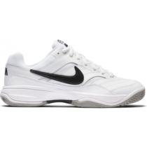 Nike COURT LITE biela 11 - Pánska tenisová obuv
