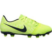 Nike JR PHANTOM VENOM CLUB FG svetlo zelená 4Y - Detské kopačky