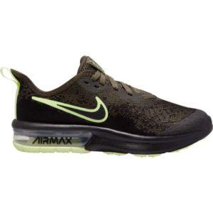 Nike AIR MAX SEQUENT 4 tmavo zelená 4.5Y Detská