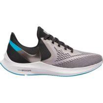 Nike ZOOM AIR WINFLO 6 sivá 11.5 - Pánska bežecká obuv