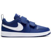 Nike PICO 5 PSV modrá 1.5Y - Chlapčenské tenisky