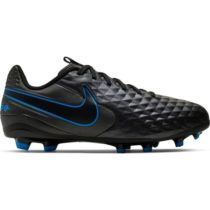 Nike JR TIEMPO LEGEND 8 ACADEMY FG/MG čierna 1.5Y - Detské kopačky