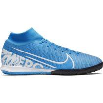Nike MERCURIAL SUPERFLY 7 ACADEMY IC modrá 9.5 - Pánska halová obuv