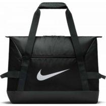 Nike ACADEMY TEAM S DUFF čierna UNI - Futbalová taška