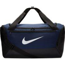 Nike BRASILIA S DUFF - 9.0 tmavo modrá NS - Športová taška