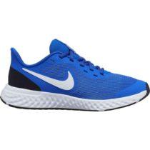 Nike REVOLUTION 5 GS modrá 7Y - Detská bežecká obuv