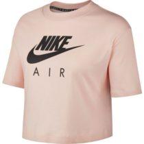 Nike NSW AIR TOP SS oranžová L - Dámske tričko