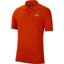 Nike NSW CE POLO MATCHUP PQ M oranžová L - Pánske tričko Polo