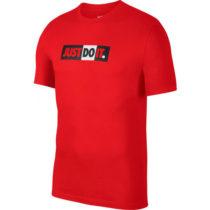 Nike NSW JDI BUMPER M červená XL - Pánske tričko