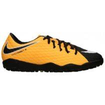 Nike HYPERVENOMX PHELON III TF žltá 10 - Pánske turfové kopačky
